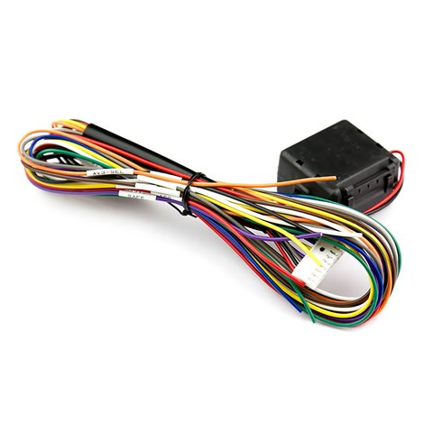 Видеоинтерфейс для Porsche 2010– с головным устройством CDR-3.1 Превью 5