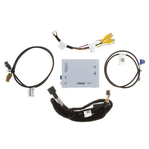 Front and Rear View Camera Connection Adapter for Ford Sync 3 Preview 6