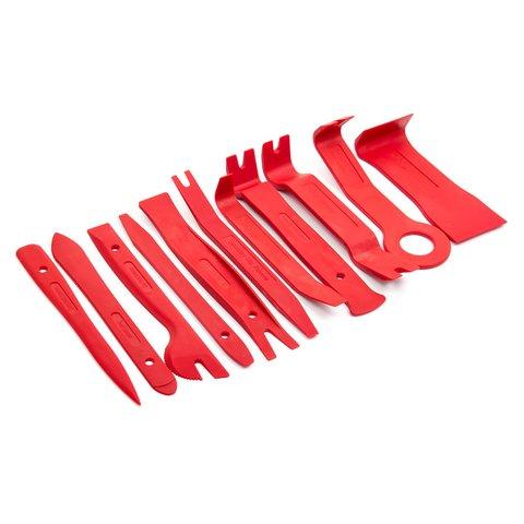 Набір інструментів для знімання обшивки (11 предметів) Прев'ю 1