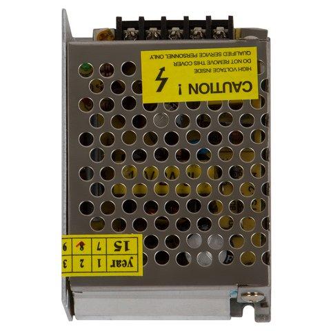 Блок живлення для світлодіодних стрічок 12 В / 2 A (24 Вт) Прев'ю 1