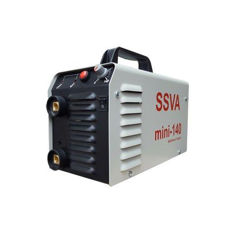 Зварювальний інвертор SSVA mini-140 Прев'ю 1