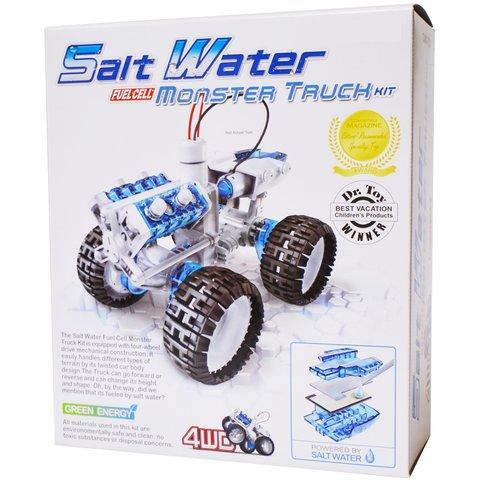 Монстр-трак на энергии соленой воды, конструктор CIC 21-752
