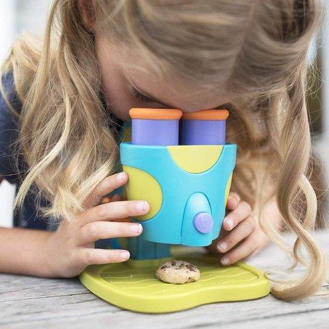 Обучающая игрушка Educational Insights серии Геосафари: Мой первый микроскоп Превью 6