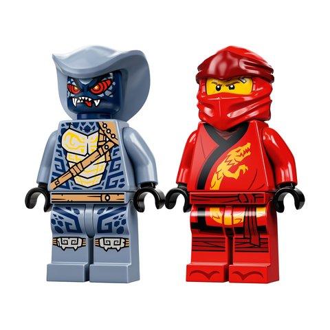 Конструктор LEGO NINJAGO Мотоцикл с мечами Кая 71734 Превью 2