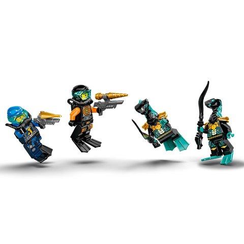 Конструктор LEGO NINJAGO Спидер-амфибия ниндзя 71752 Превью 4