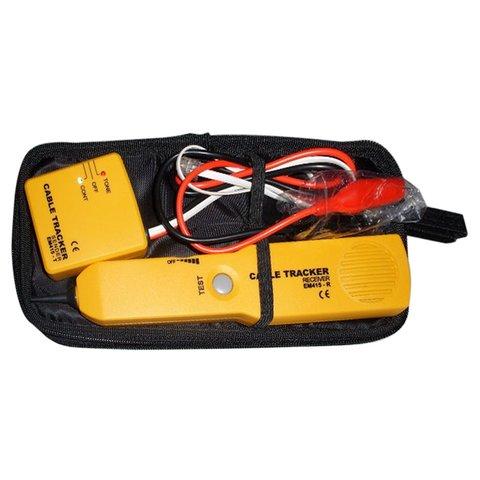 Probador-rastreador de cables Senter ST-201 - Vista prévia 2