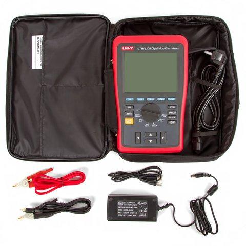 Digital Micro Ohm Meter UNI-T UT620B Preview 2