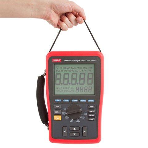 Digital Micro Ohm Meter UNI-T UT620B Preview 5