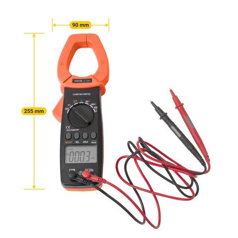 Digital Clamp Meter Accta AT-1000A Preview 1